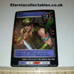 G.I.Joe Trading card Game 2004 10/114 No 10 Dart uncommon @sold@